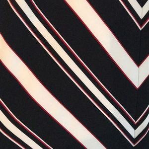 Zara Skirts - Zara Summer 16 Parisian Striped Skirt